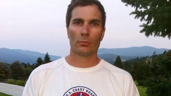 Todd Davis Rescue Swimmer