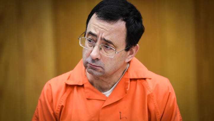 More than 60 new Nassar complaints logged by Michigan State in last 3 weeks