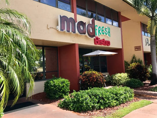 Mad Fresh Bistro  in south Fort Myers.