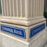 A banking analyst has been highly critical of Comerica Bank's performance, compared with its peers.