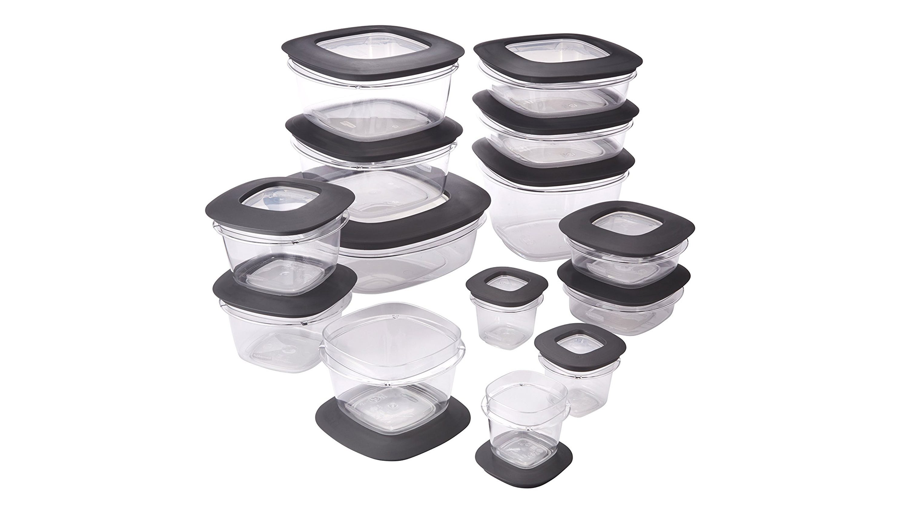 This Best Ing Rubbermaid Food Storage Set Is The Lowest Price Ever Right Now