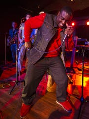 Kwesi Brown will perform with Sweet Poison Victim on Jan. 30 at the Melody Inn.