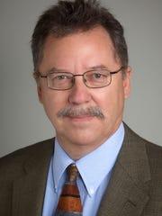 John Klemanski, political science professor at Oakland