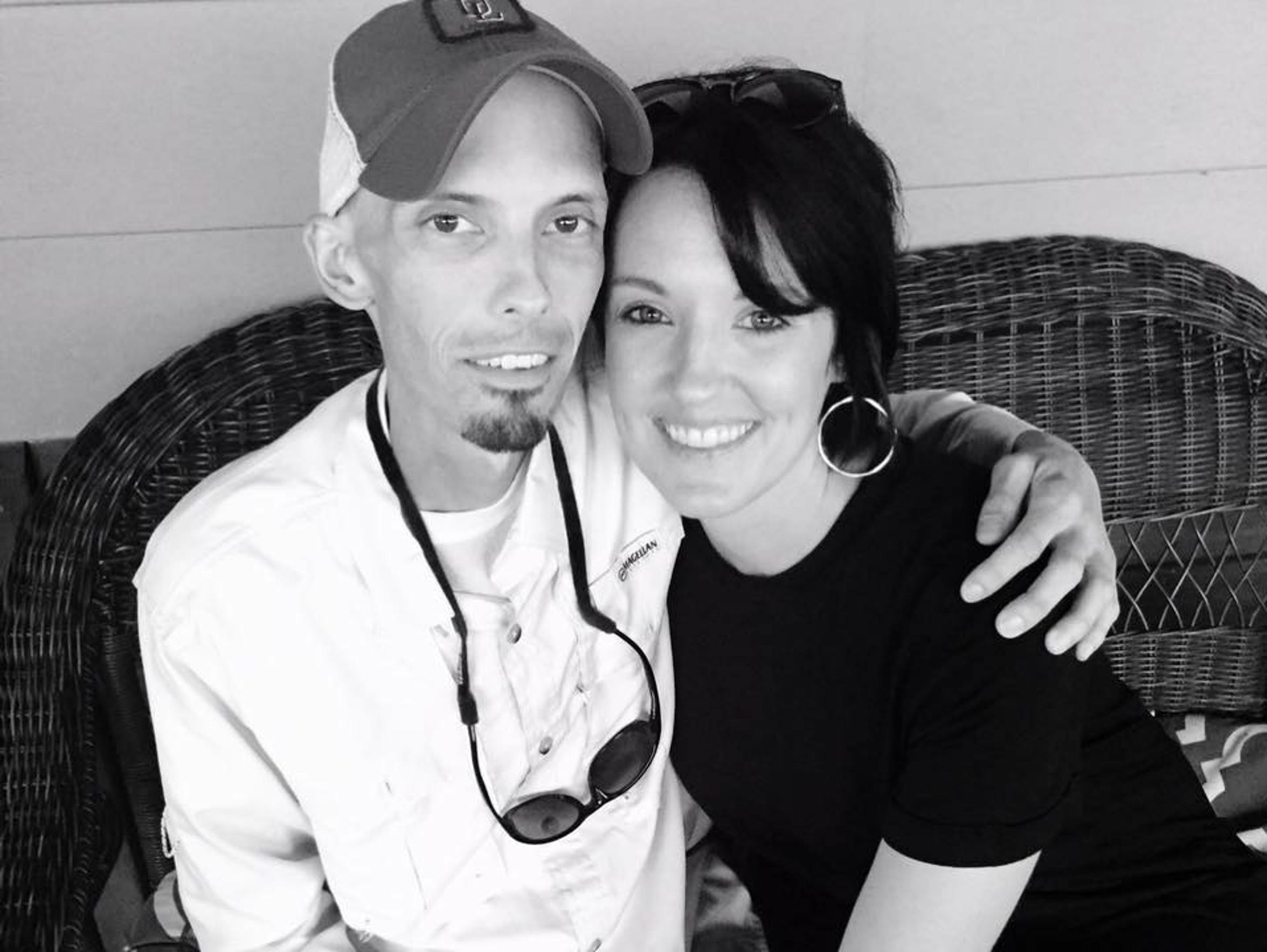 Kyle and Erin's love transcends cancer.