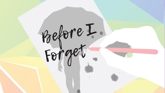 """Before I Forget"" is a narrative exploration about a woman with dementia."