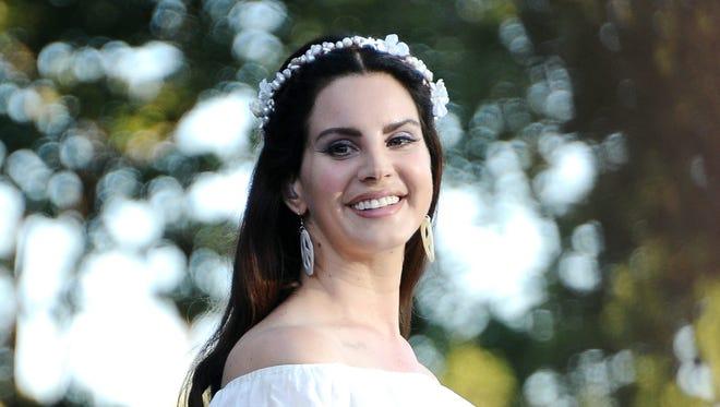 """Lana Del Rey's new album is """"coming soon."""""""