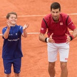 Best of the 2016 French Open early rounds