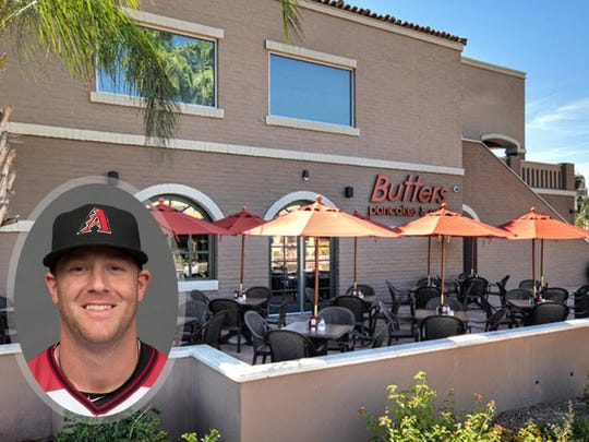 Archie Bradley's favorite dishes at Butters Pancakes