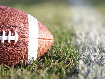 It's the final week of the regular season for high school football in the area. At stake are conference titles, playoff berths, and perfect records.