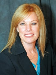 Sen. Nicole Poore, D-New Castle, is the Senate Majority