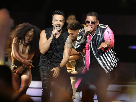"""Luis Fonsi and Daddy Yankee's megahit """"Despacito"""" received"""