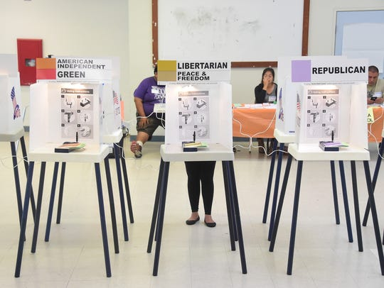Casillas de votación