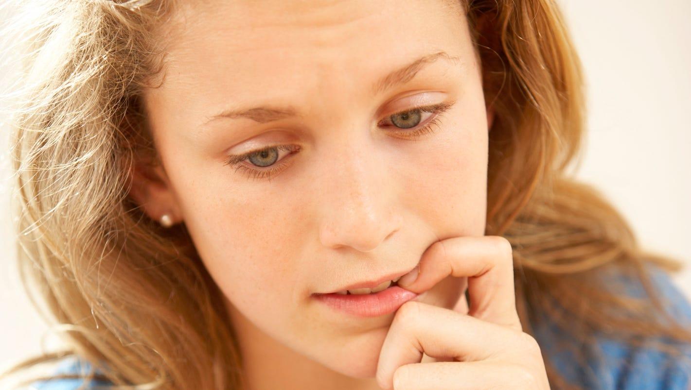 Mom is shaken by teenage daughter's pregnancy