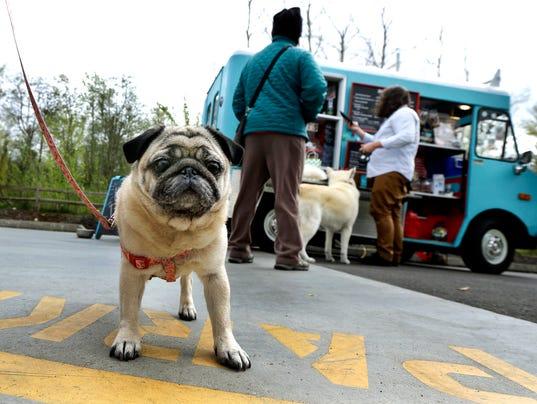 Seattle Dog Treats Food Truck