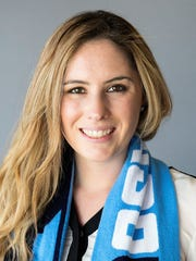 Sarah Nollner, new manager of business operations for USL El Paso.