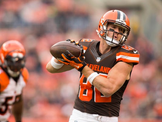 USP NFL: CINCINNATI BENGALS AT CLEVELAND BROWNS S FBN USA OH