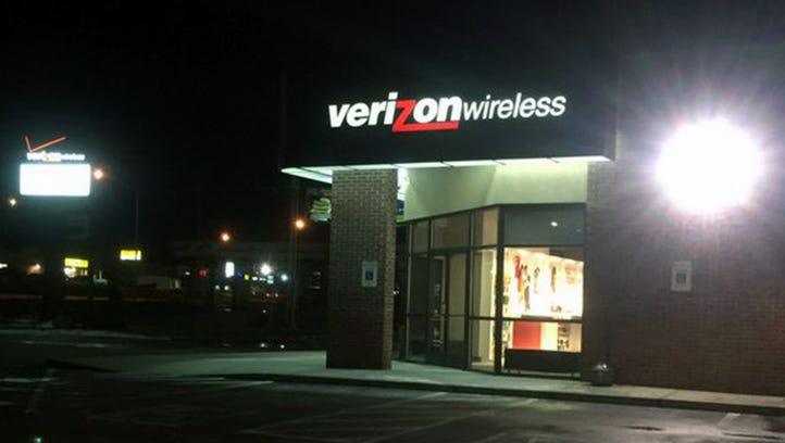 An unidentified 7-year-old boy died after his sibling accidentally shot him with their mother's gun as they sat in a car Jan. 25, 2016, outside this Crossville, Tenn., cellphone store.