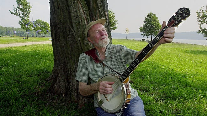 This year's Clearwater Festival will pay tribute to the late Pete Seeger and his wife, Toshi.