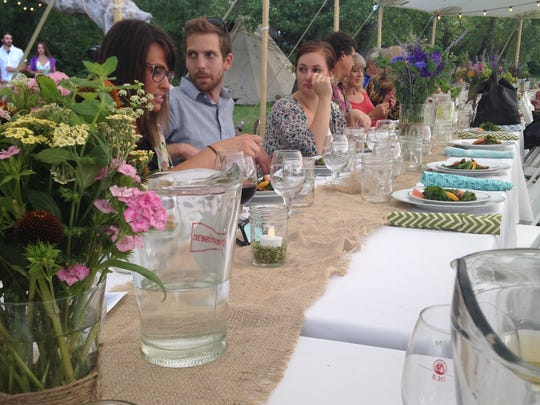 Happy Heart Farm sill once again host a farm dinner with Fortified Collaborations.