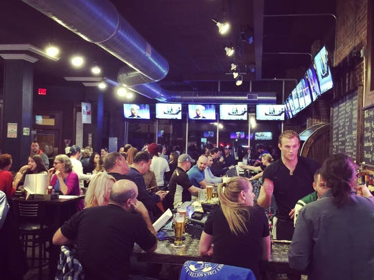 Enjoy 52 beers on draft and ladies night every Thursday at the Asbury Ale House.