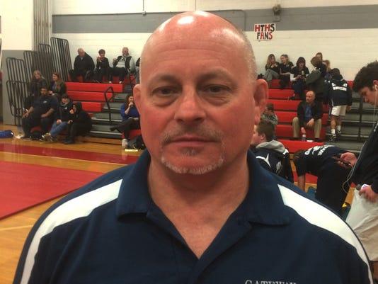 gateway wrestling coach jim rutter