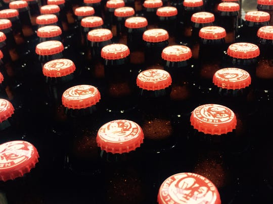 New Belgium Brewing opens its Liquid Center tasting room Monday with a big lineup of its beers.