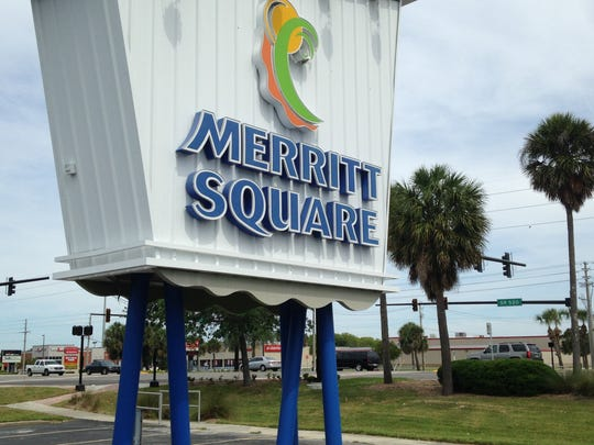 Merritt Square Mall is scheduled to be up for auction