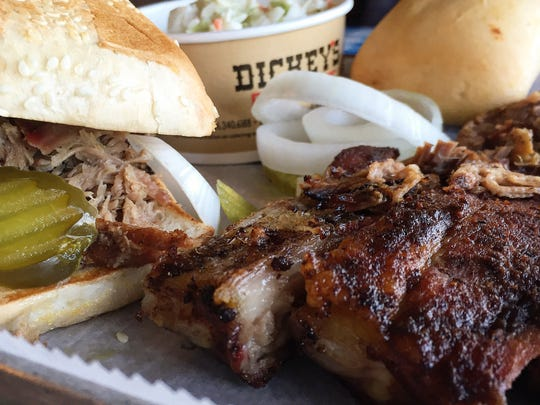 Dickey's may be a barbecue chain, but it's a good one.
