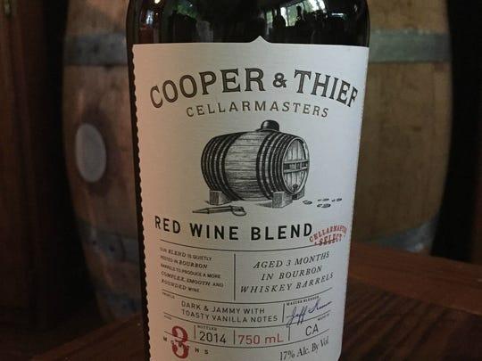 Cooper & Thief Cellarmasters Red Wine Blend 2014