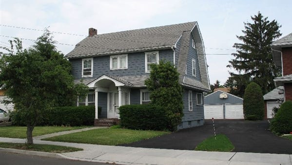 This property at 189 Matthews St. in Binghamton recently sold for $122,340.