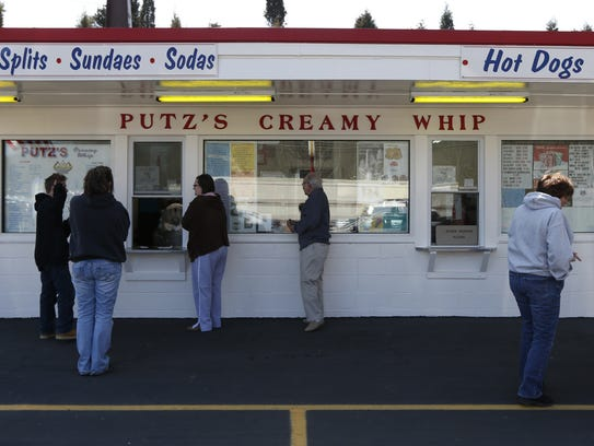 Opening day at Putz's Creamy Whip is a special day for lovers of soft serve ice cream.