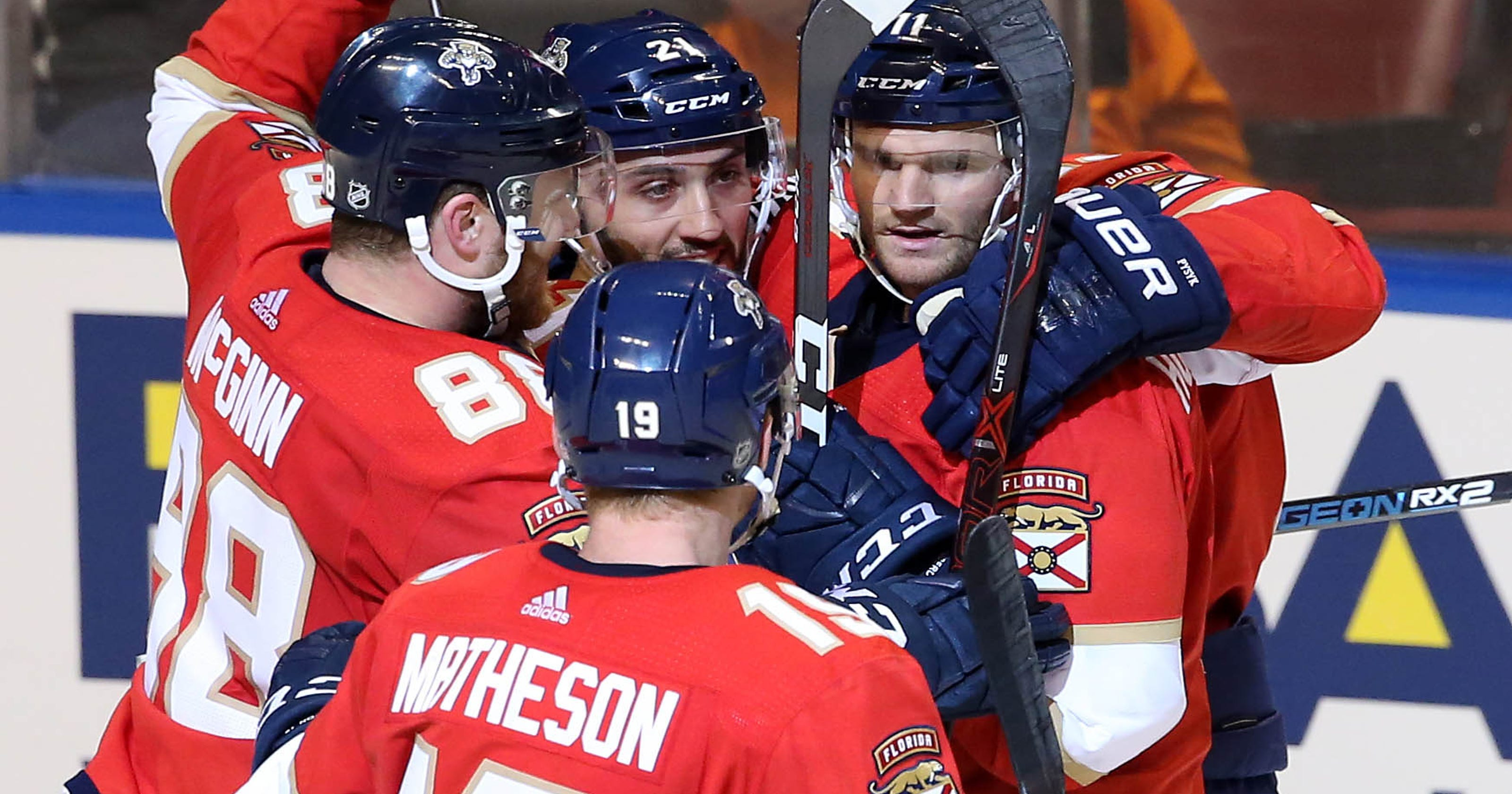 c28eb53b5 NHL power rankings 10.0  Panthers leaping into playoff picture