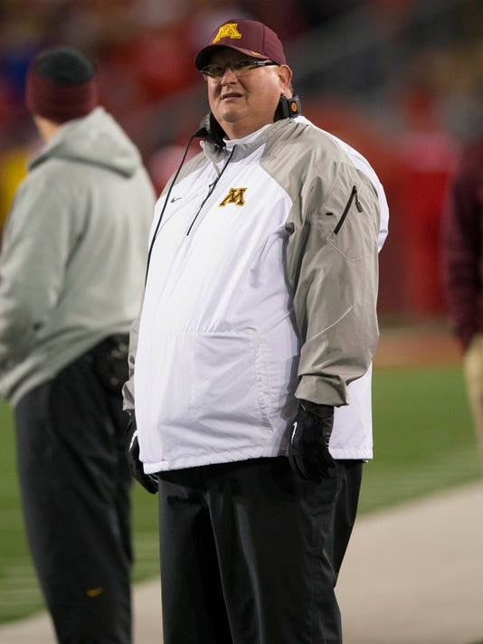 fire gophers coach tracy - 534×712
