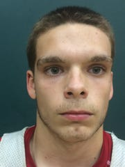 Junior Caleb Tomey, 6-0 Shooting Guard