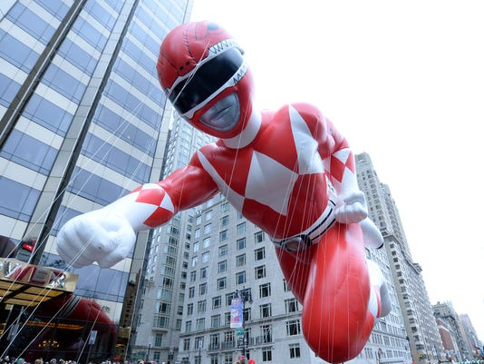 Macy's Day Thanksgiving Day Parade