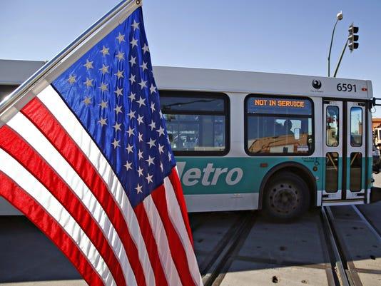 0113 Bus Strike