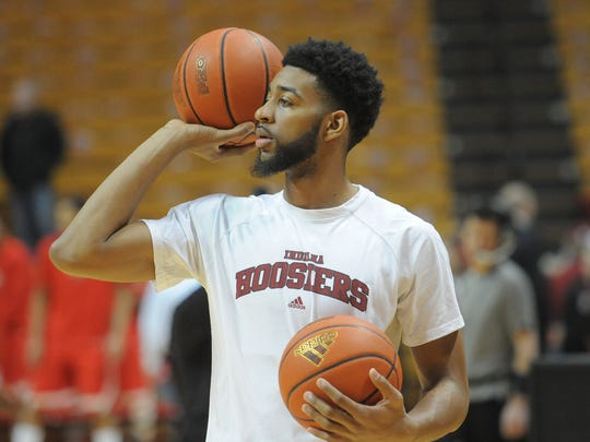 Indiana's Christian Watford scored 1,730 points during his Hoosiers career.