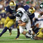 Notre Dame's new strength program: 'Every day you anticipate somebody puking'