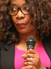 District 3 city council candidate Juanita Woods finishes