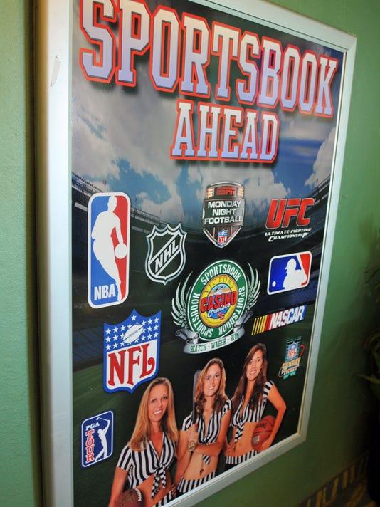 Victory Casino gambling Superbowl