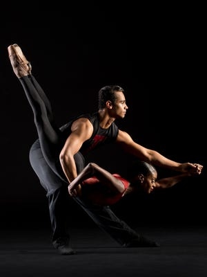 Dance Theatre of Harlem performance will be 7:30 p.m., Wednesday, May 2 at Cobb Hall.
