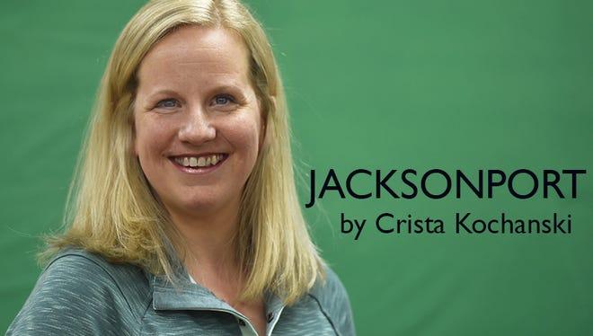 Jacksonport columnist Crista Kochanski.
