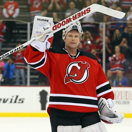 New Jersey Devils goalie Marty Brodeur has been training and will be ready whenever he lands a contract, his agent says.