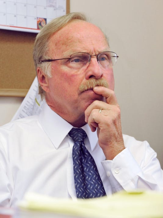 Dr. David Hawk is retiring from his role as the director of the York City Health Bureau after 28 years.