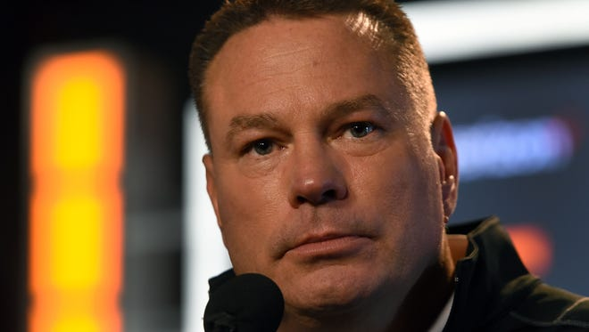 Butch Jones has rebounded from going winless in the SEC and being fired as Tennessee's head coach in 2017.