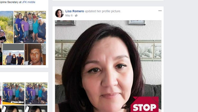 Lisa Romero-Muniz, a 48-year-old grandmother and Gallup, New Mexico, high school counselor, was among those killed ina mass shooting Sunday in Las Vegas, officials confirmed Monday.