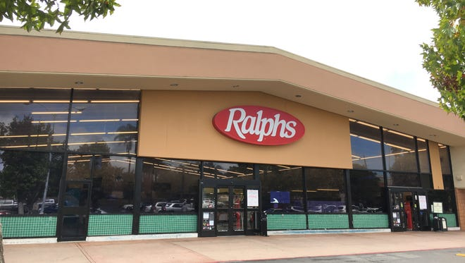 Ralphs grocery store at 9372 Telephone Road in Ventura will close Friday.