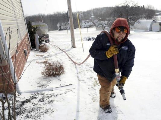 Winter Heating Bills