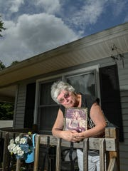 Ann Hollingsworth of Williamston remembers her sister