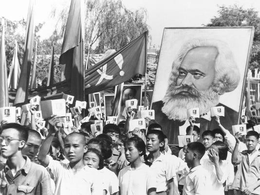 AP CHINA CULTURAL REVOLUTION I FILE CHN